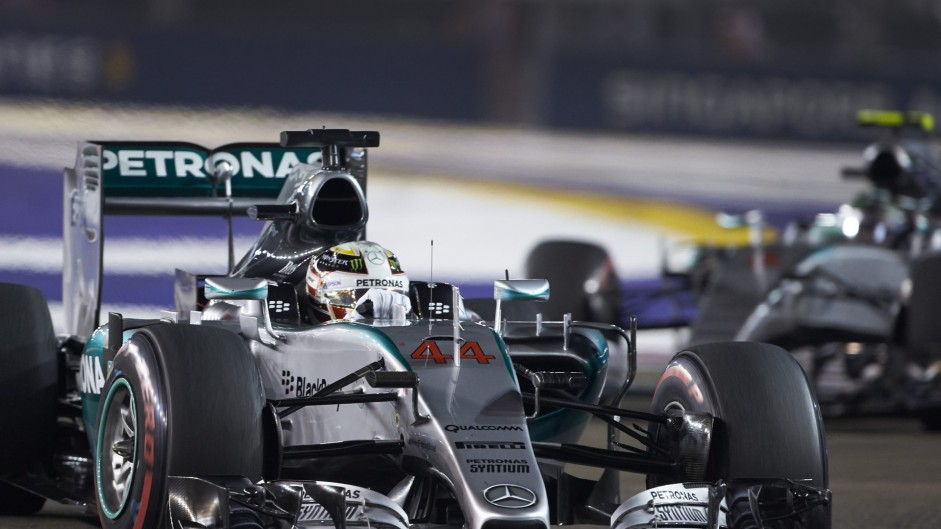 Singapore a struggle even if we'd got everything right – Mercedes