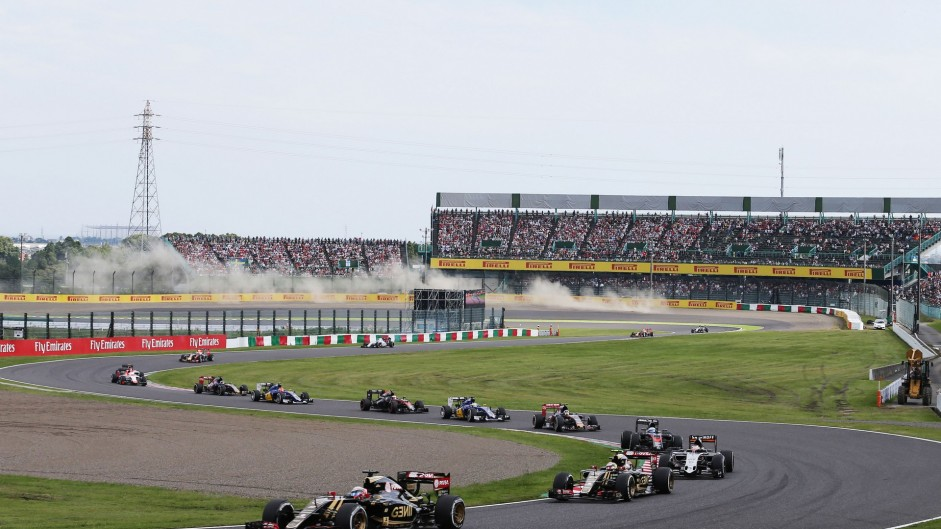 Vote for your 2015 Japanese Grand Prix Driver of the Weekend