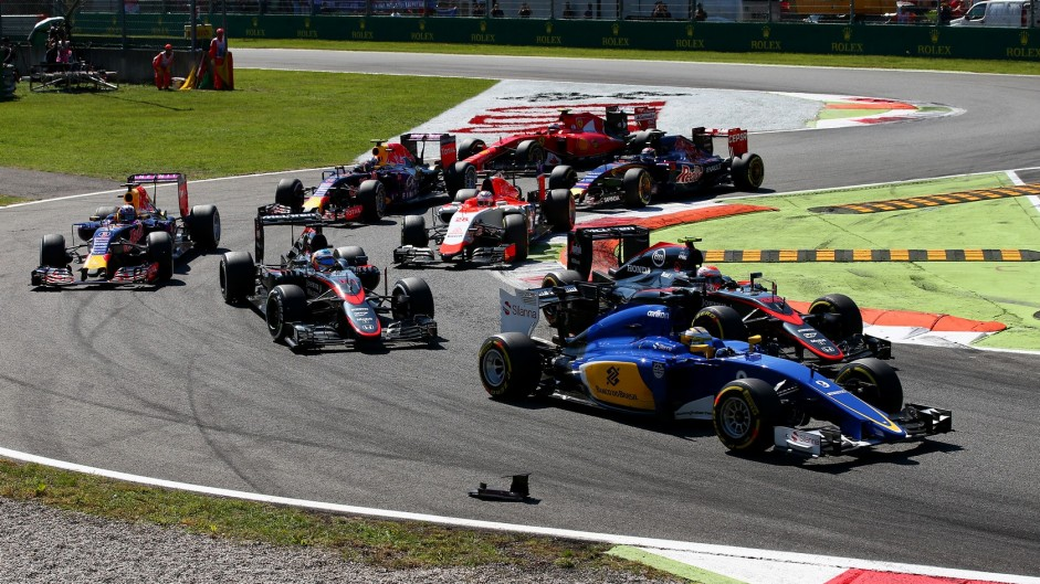 Raikkonen recovers for fifth after 'messing up' start