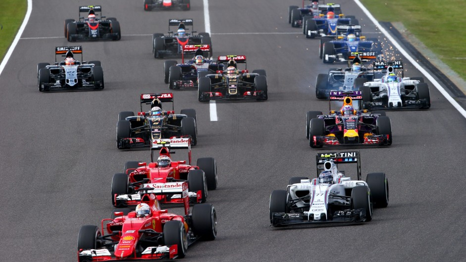 Channel 4 takes over from BBC as UK F1 broadcaster