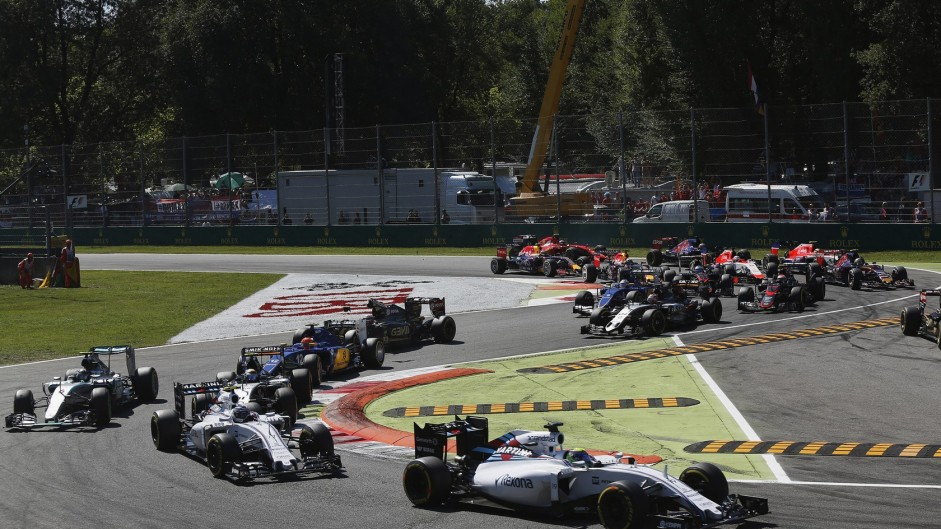 2015 Italian Grand Prix in pictures