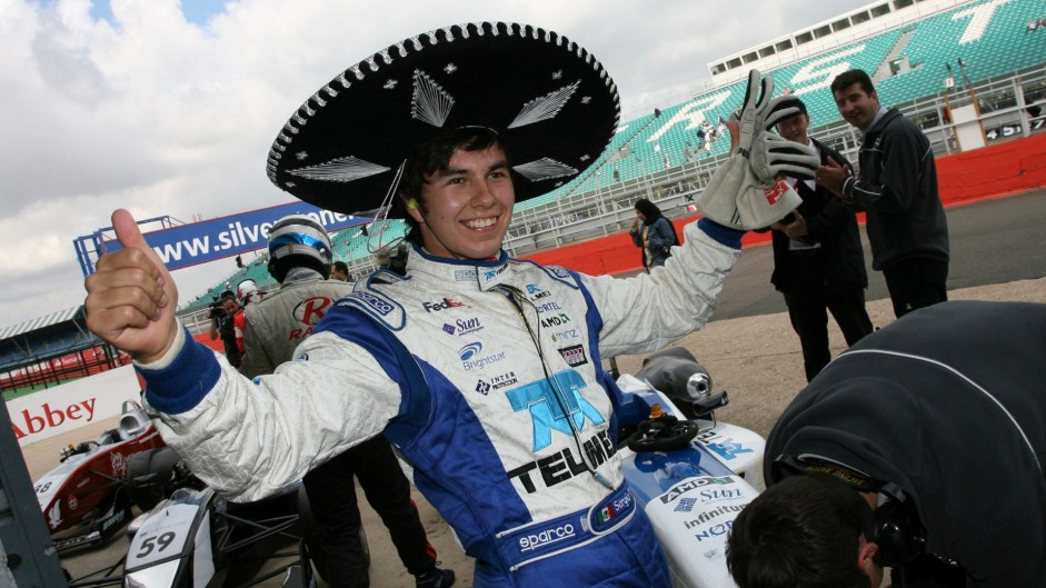 Sergio Perez's Route to F1