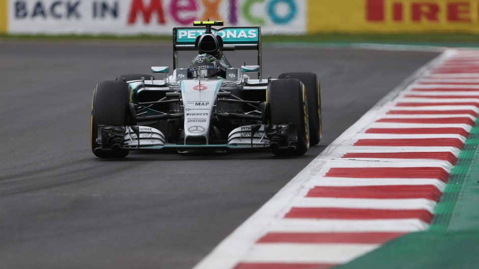 Rosberg edges Hamilton for top time by thousandths