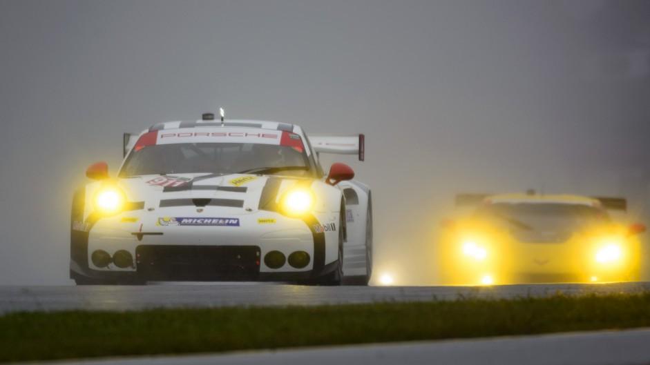 Rain-lashed Petit Le Mans and WRC France