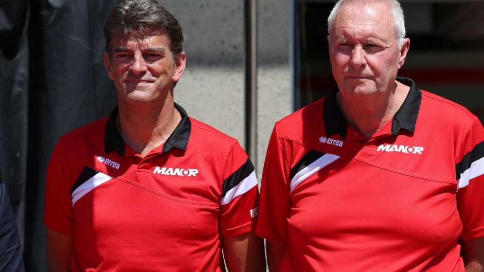 Wolff regrets anticipated exit of Booth and Lowdon from Manor