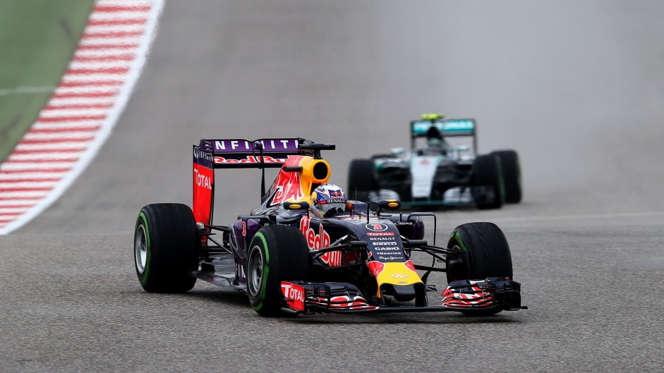 Red Bull 'could have won in the rain' – Kvyat