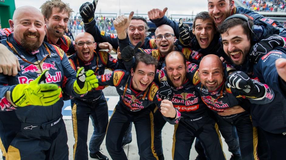 Toro Rosso, Circuit of the Americas, 2015