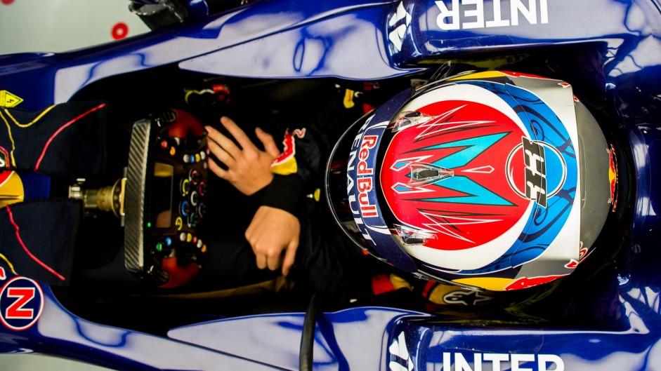 Max Verstappen, Toro Rosso, Autodromo Hermanos Rodriguez, 2015