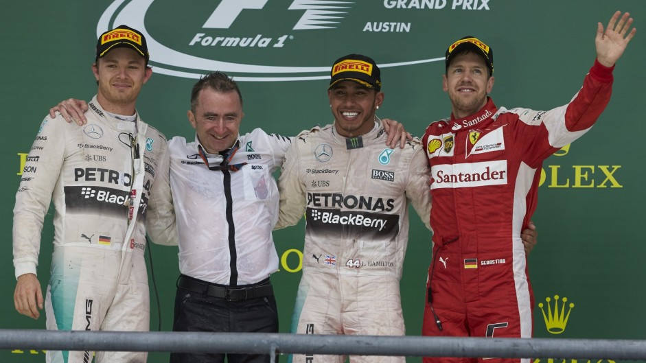 Austin defeat in 2015 spurred Rosberg on to title