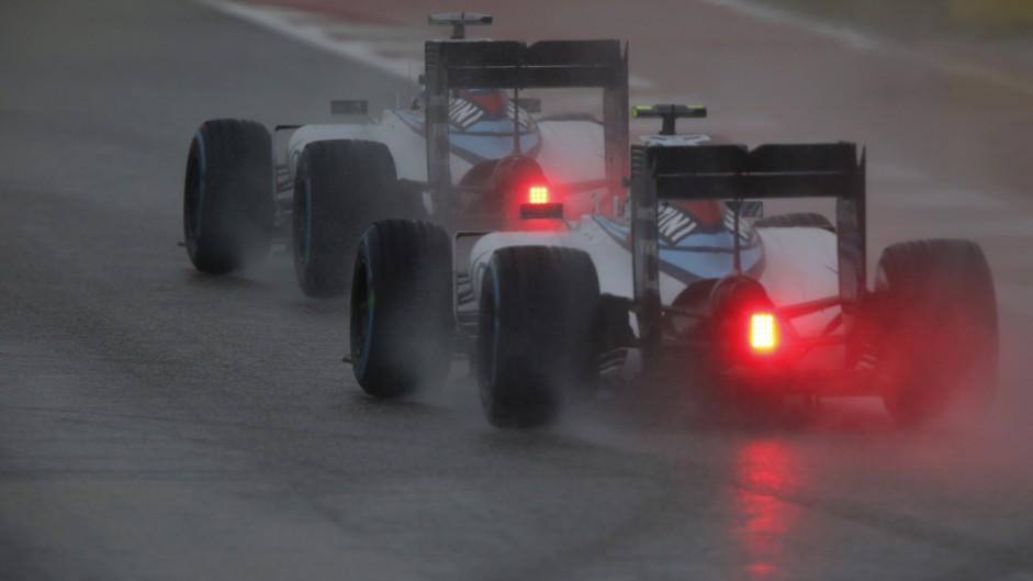 Valtteri Bottas, Williams, Circuit of the Americas, 2015