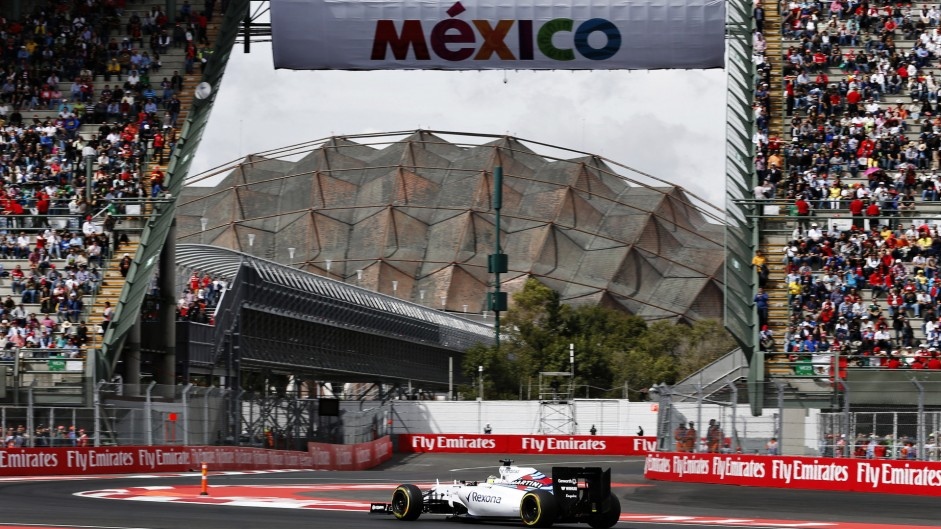 Mexico's enthusiasm just what F1 needs – Massa