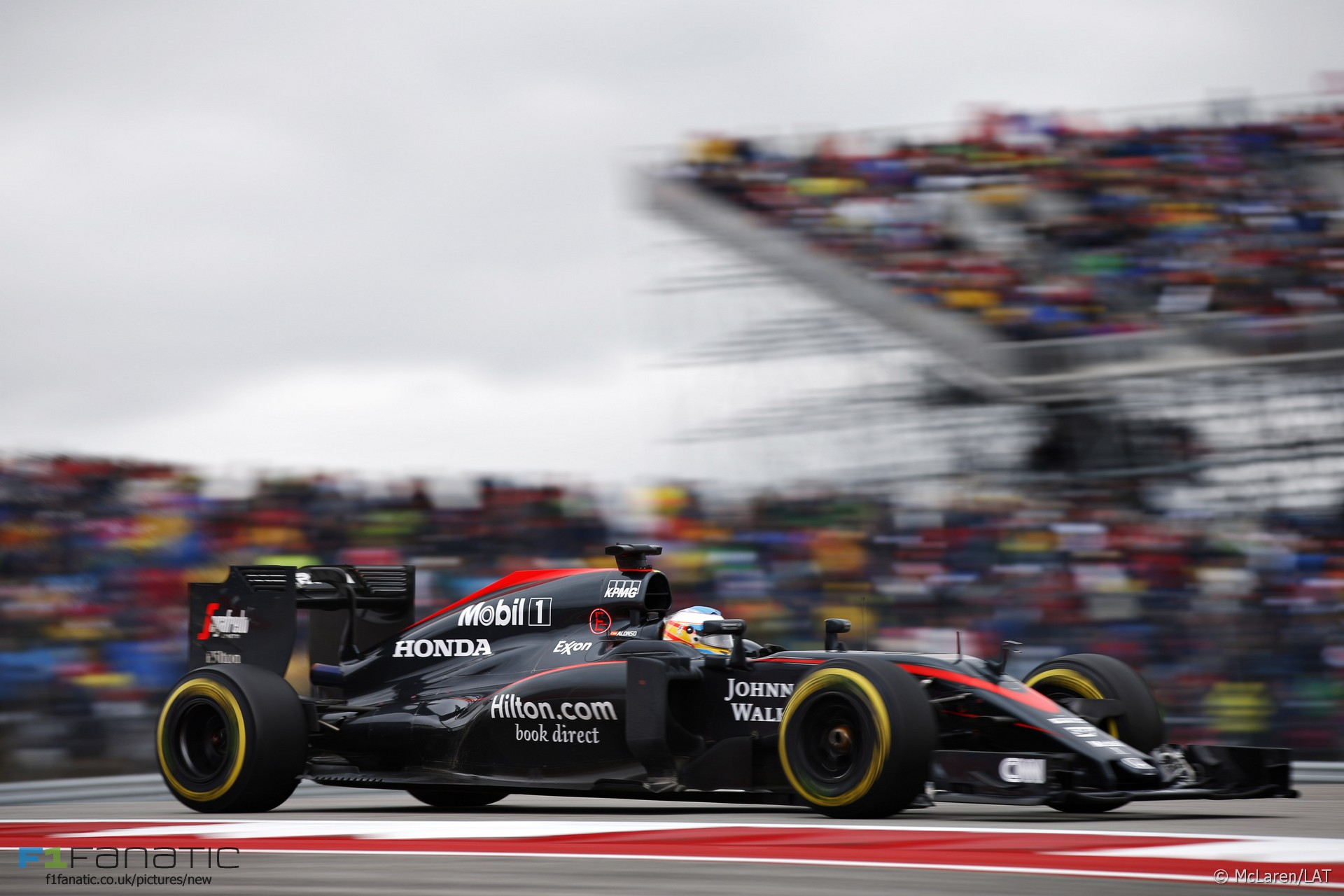 fernando alonso mclaren circuit of the americas 2015 f1 fanatic. Black Bedroom Furniture Sets. Home Design Ideas