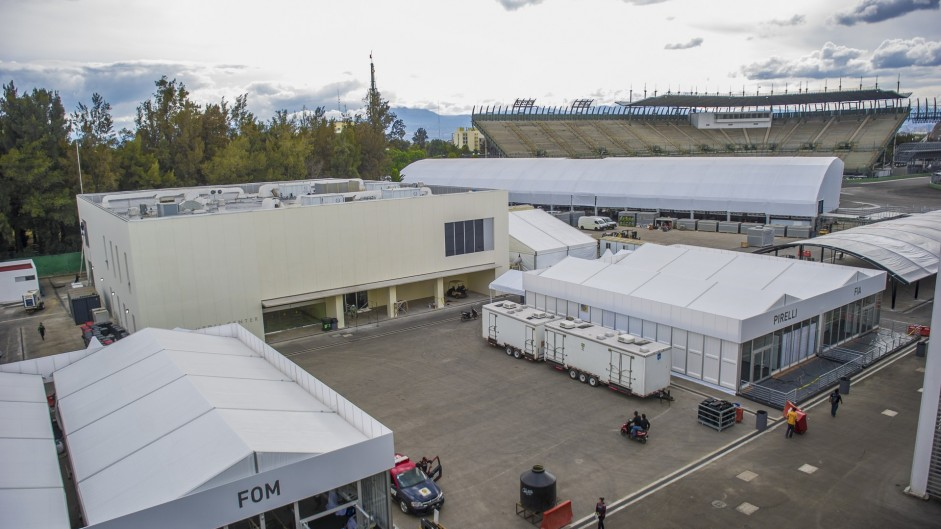 Why does F1 shut fans out of the paddock?