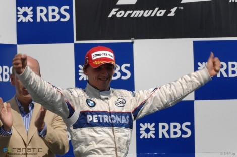 Robert Kubica, BMW Sauber, Circuit Gilles Villeneuve, Montreal, 2008
