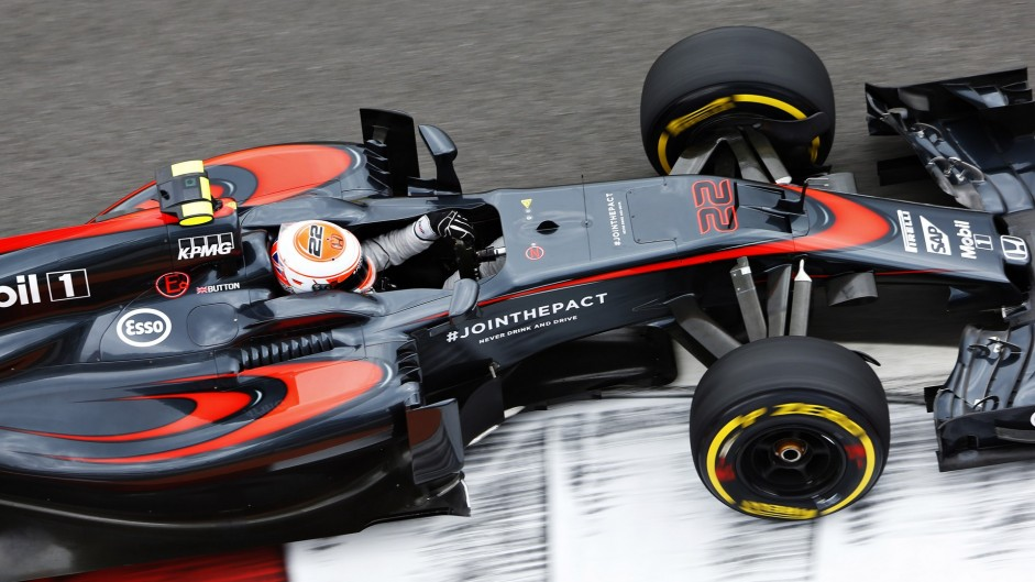 "Button expects tough race after ""best qualifying"""