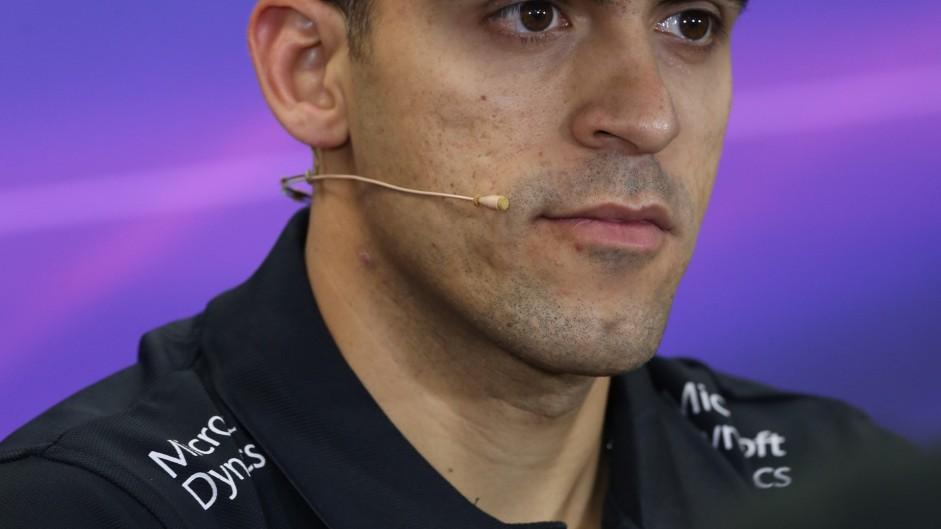 Pastor Maldonado, Lotus, Autodromo Hermanos Rodriguez, 2015