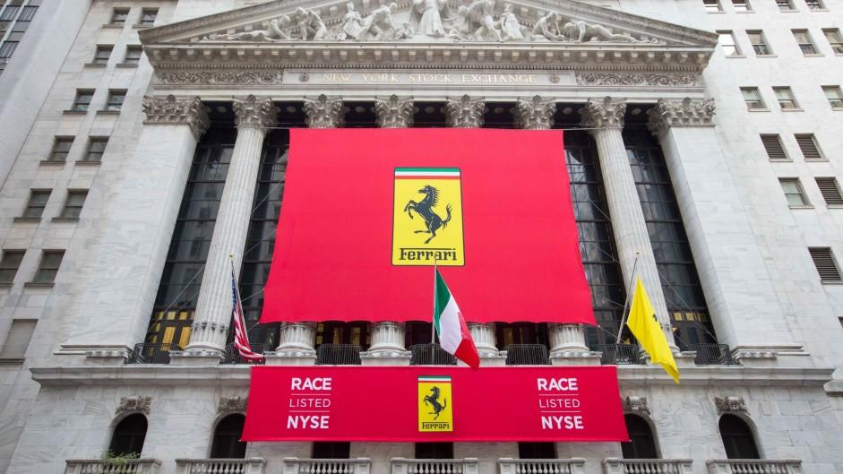 Ferrari on Wall Street, 2015