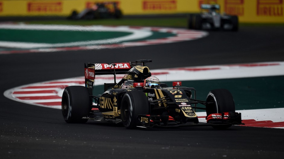 Mexico track exposes Lotus's lack of downforce – Grosjean