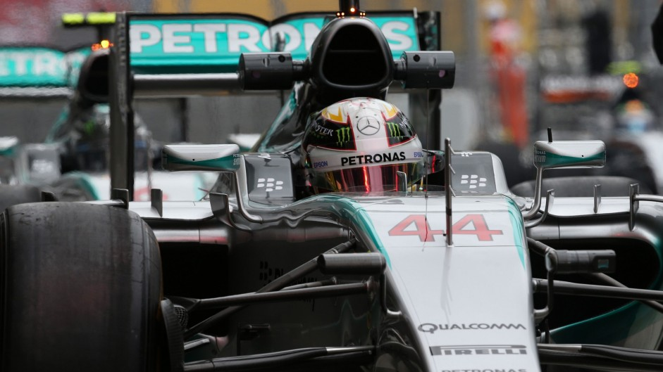 Hamilton can take title in USA after Sochi win