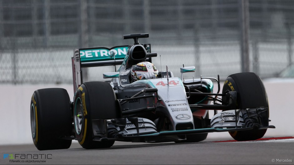 Mercedes join elite rank of back-to-back teams' champions