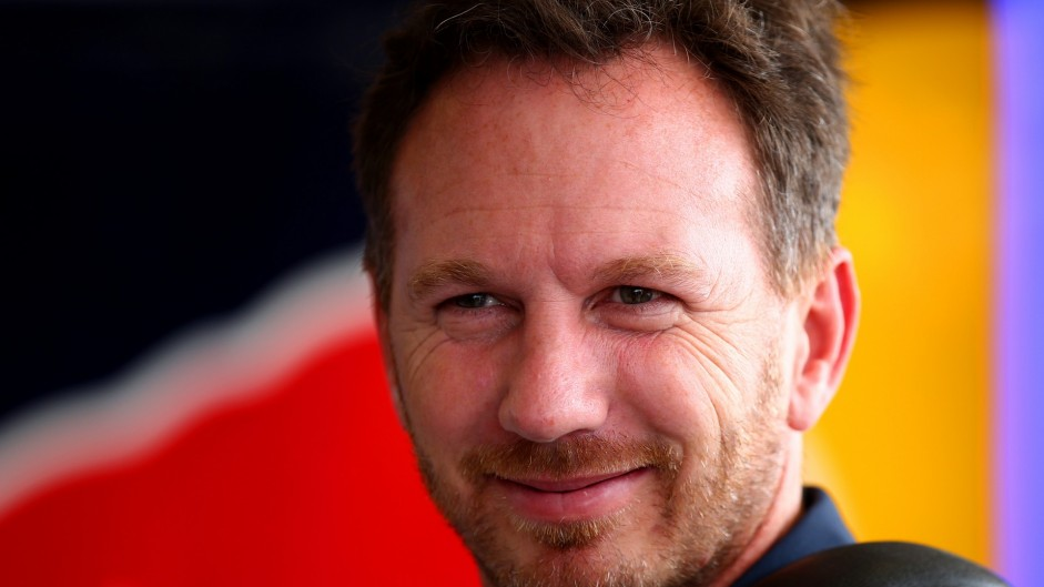 'It's not an option to quit' – Horner