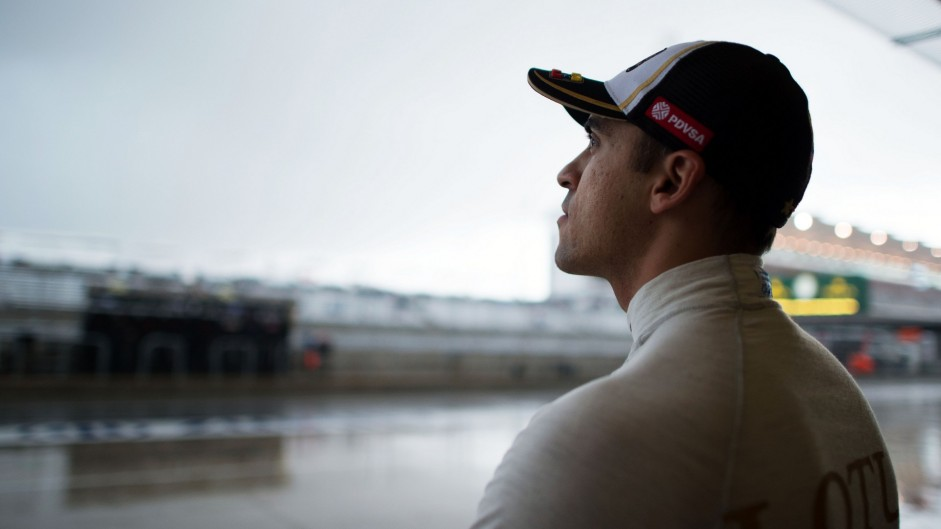 Maldonado confirms F1 exit
