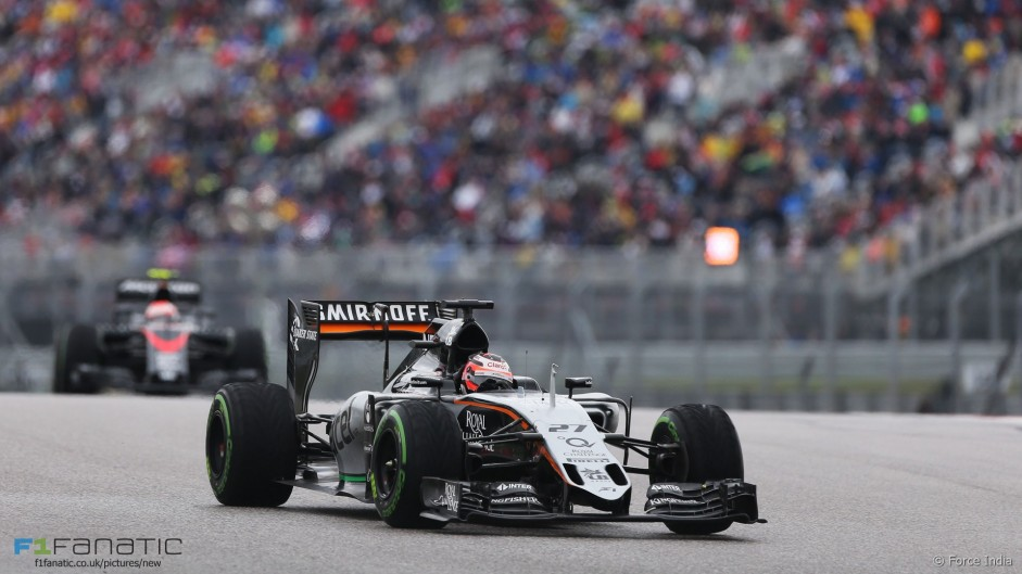Hulkenberg cleared over Ricciardo crash after front wing fault discovered