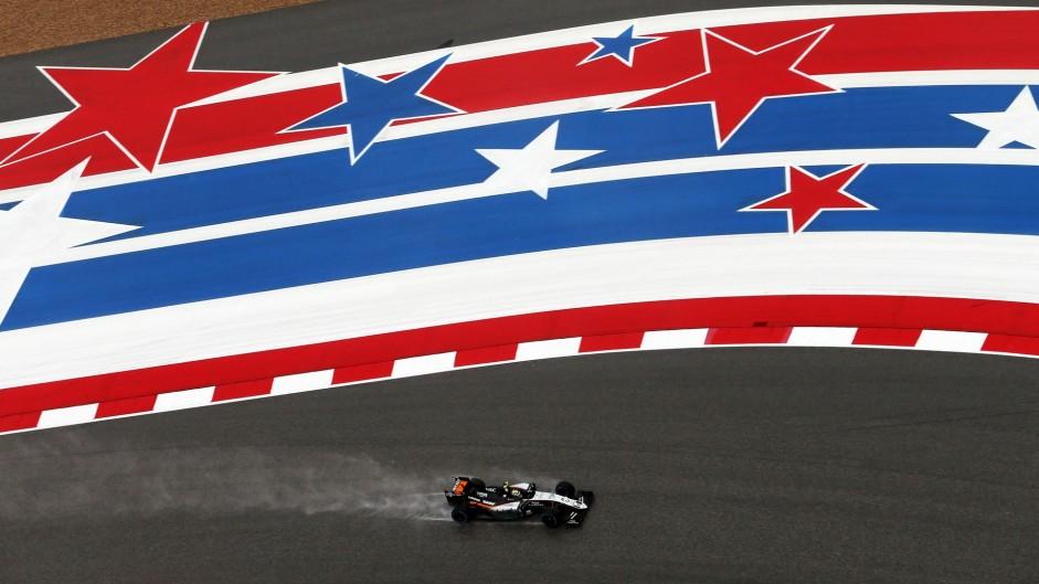 Ecclestone wants six USA races on 25-race F1 calendar