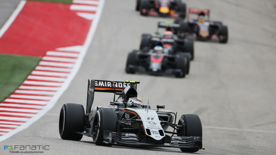 Rate the race: 2015 United States Grand Prix