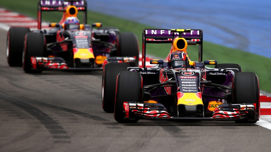 Should Mercedes or Ferrari give Red Bull engines?