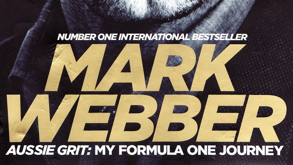 """Aussie Grit"" by Mark Webber: Read the review and win a signed copy"