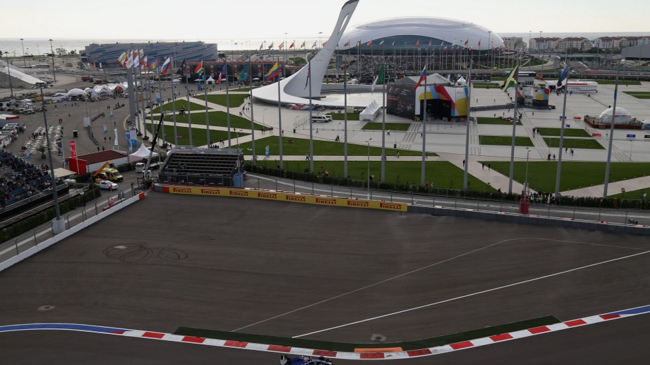 Felipe Nasr, Sauber, Sochi Autodrom, 2015