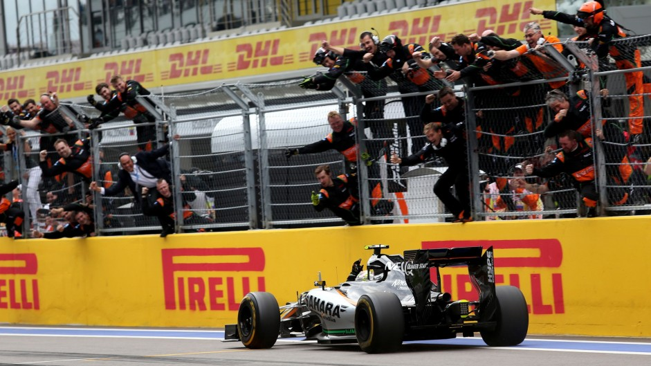Upgrade propels Force India to best season yet