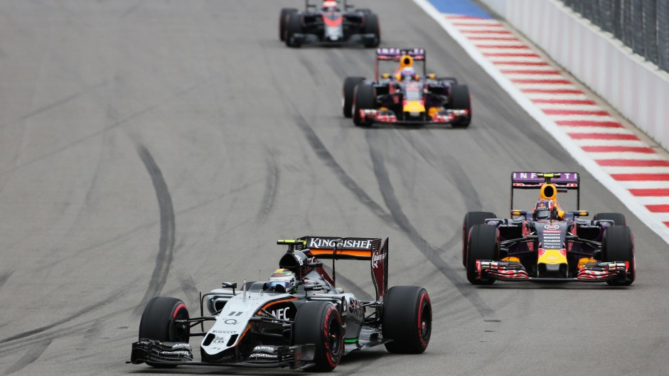 Perez's tyre saving brings a reward – but Alonso's doesn't