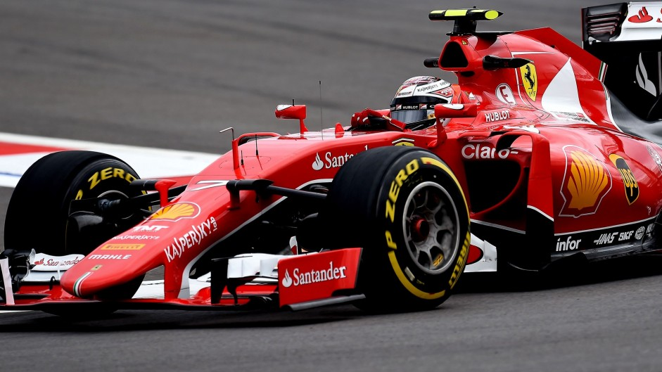 Raikkonen and Bottas disagree over collision