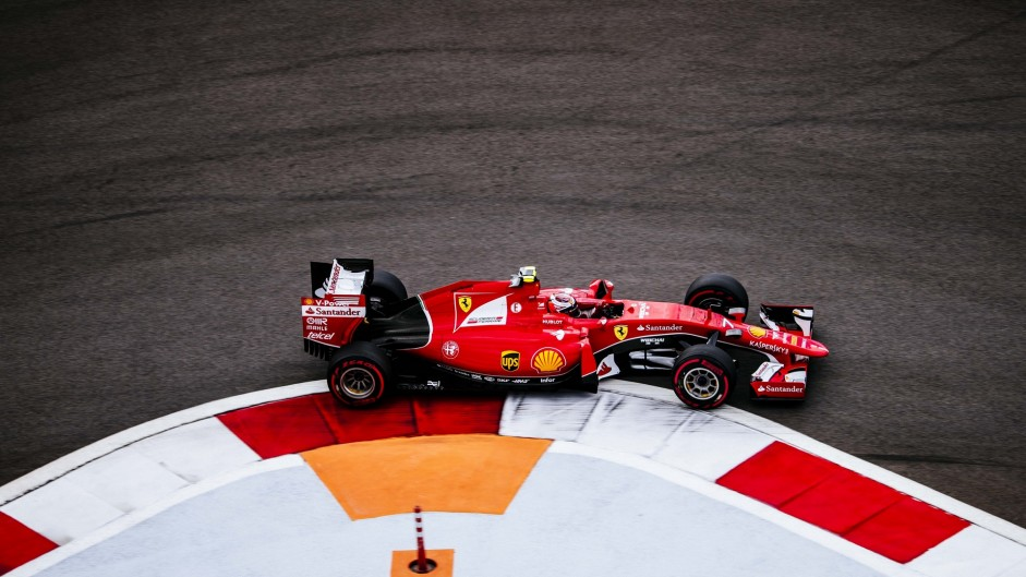 Raikkonen and Alonso given time penalties