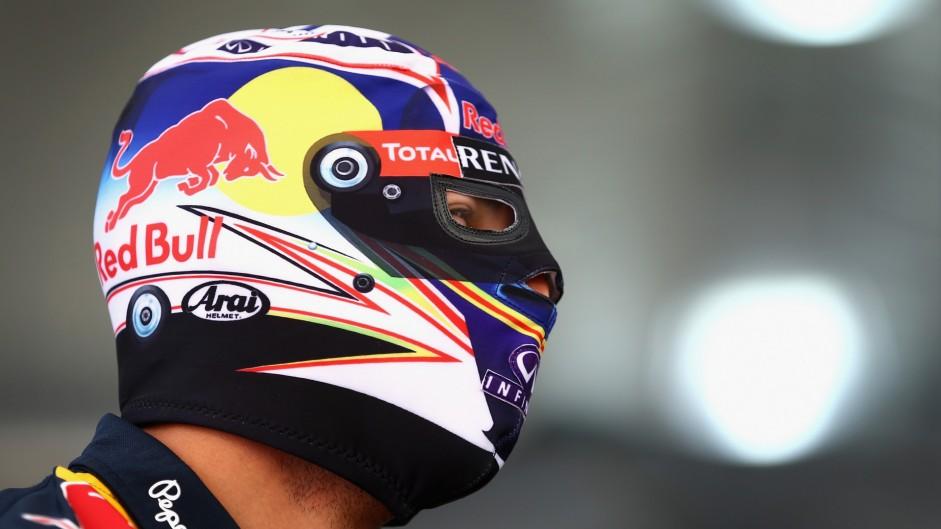 Daniel Ricciardo, Red Bull, Autodromo Hermanos Rodriguez, 2015