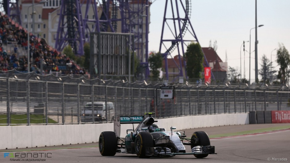 "Throttle failure was ""unbelievable"" – Rosberg"
