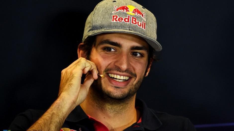 Red Bull engine impasse delaying 2016 car design – Sainz