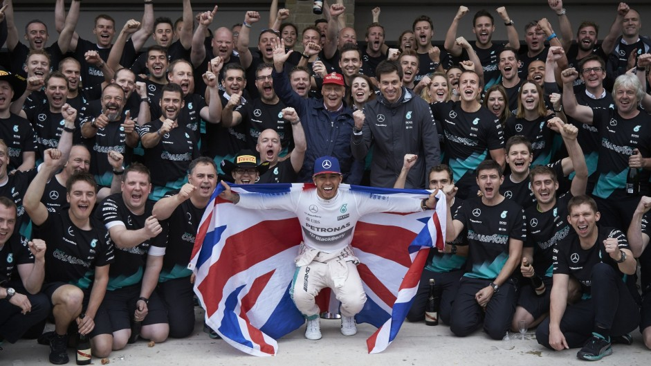 Why Hamilton deserves to be a three-times champion