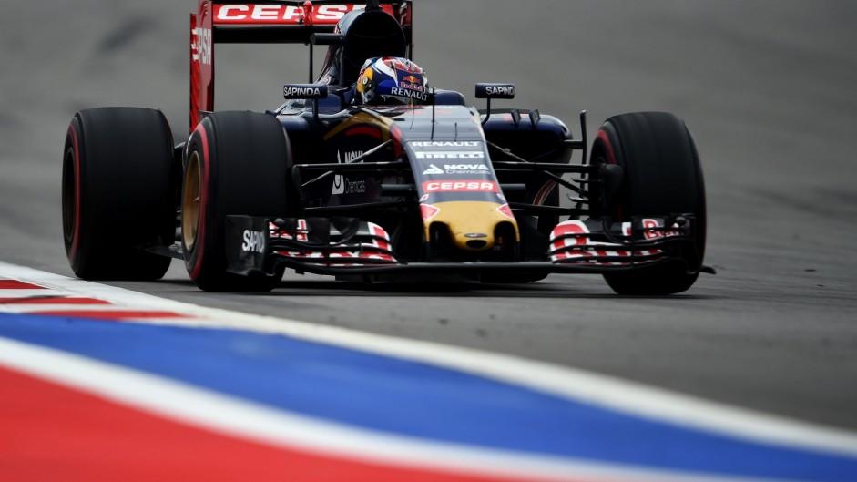 Max Verstappen, Toro Rosso, Sochi Autodrom, 2015