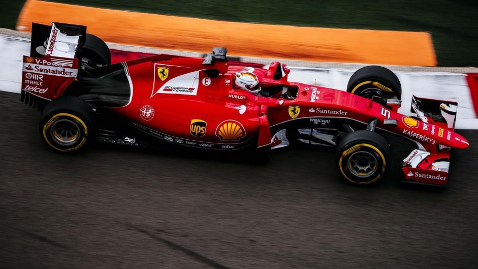 2015 Russian Grand Prix championship points