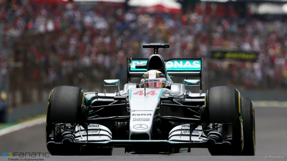 Hamilton wanted chance to use different strategy