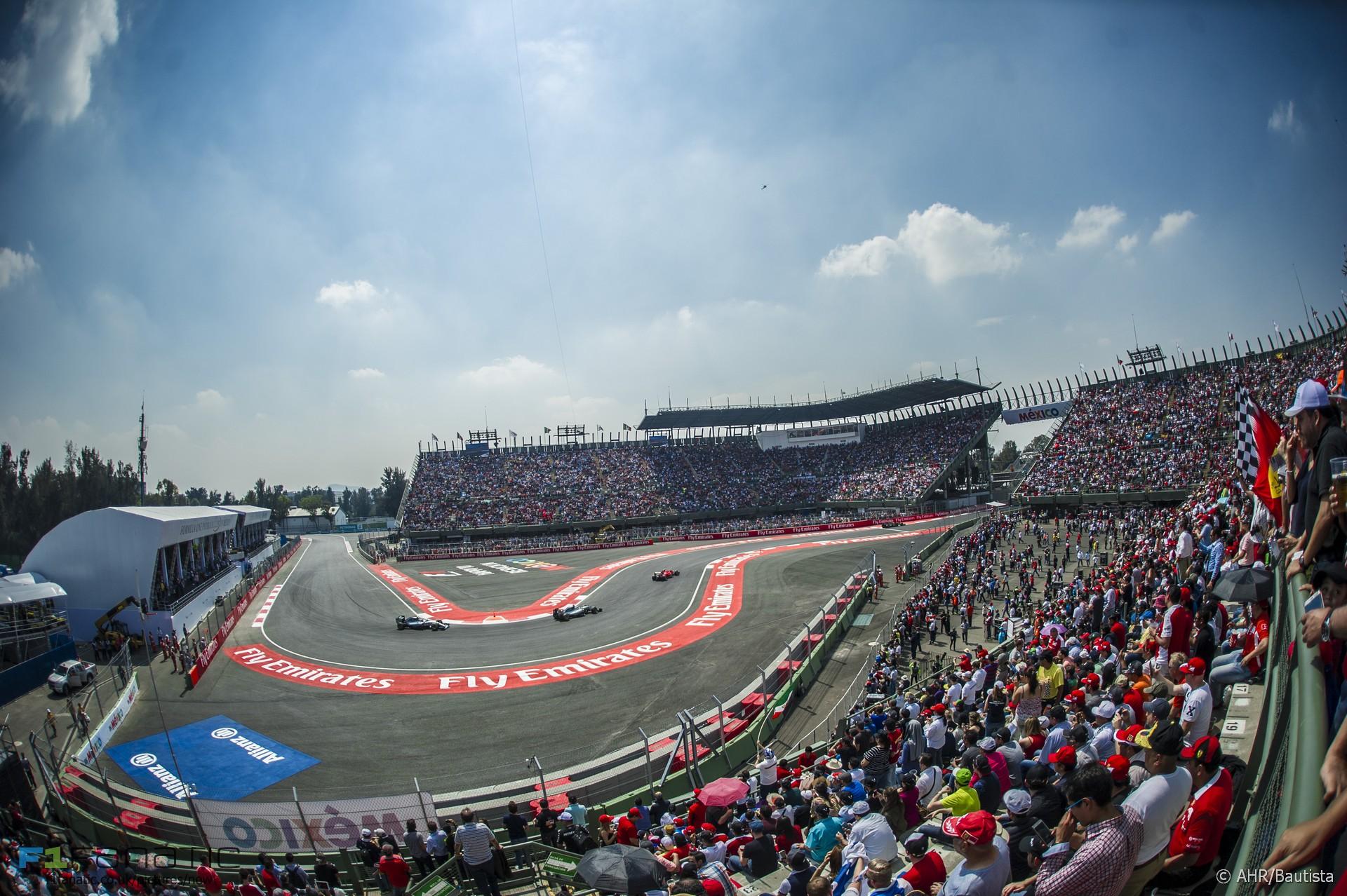 Autodromo Hermanos Rodriguez, 2015
