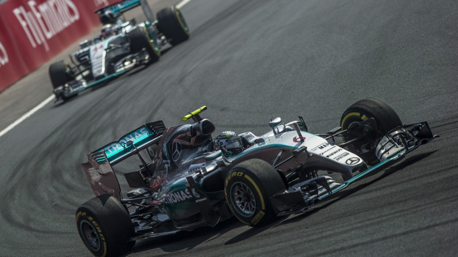 Second pit stop in Mexico definitely not necessary – Hamilton