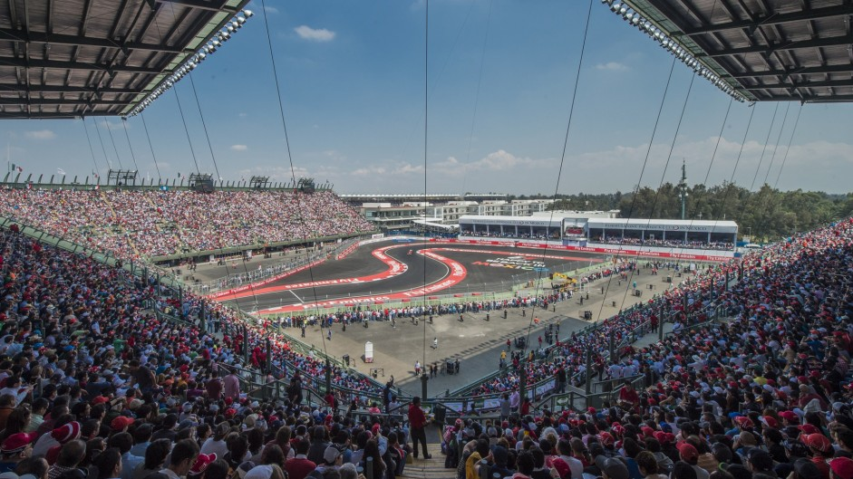 More US races good for Mexican GP – promoter