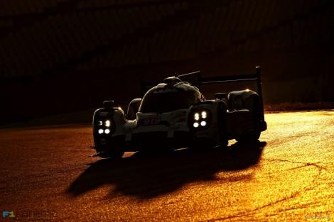 Porsche 919, Circuit de Catalunya, 2015