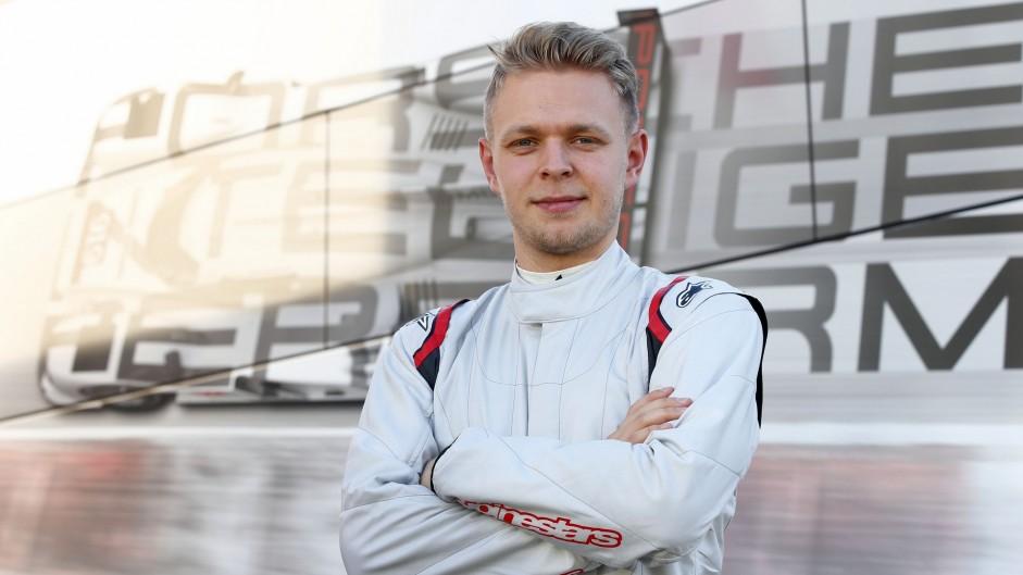 Kevin Magnussen, Porsche, Circuit de Catalunya, 2015