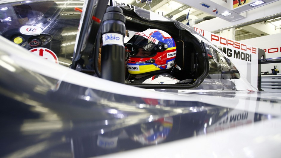Montoya plays down Le Mans rumours after Porsche WEC test