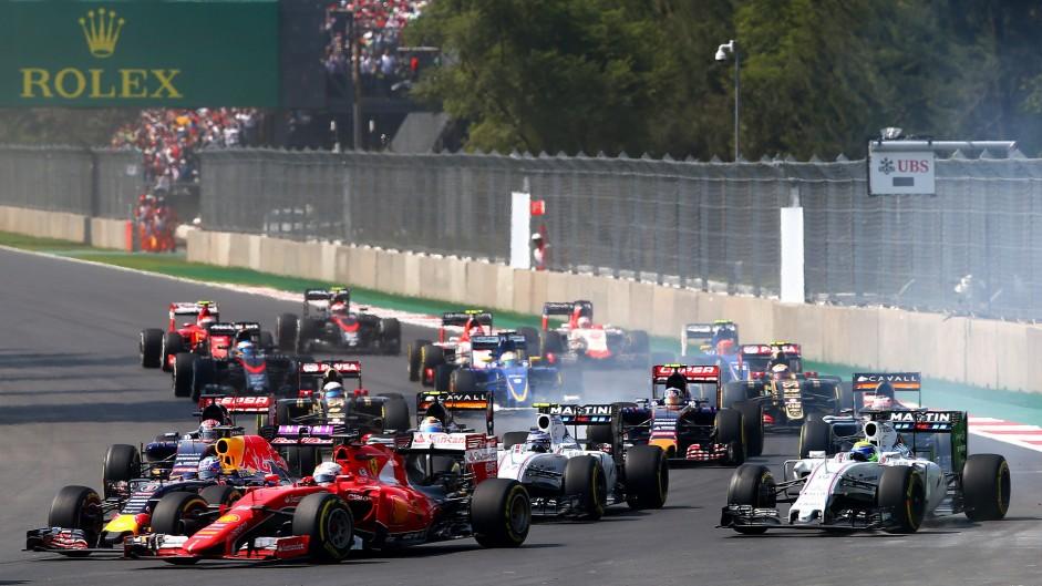 Ricciardo's pass attempt wasn't on – Vettel